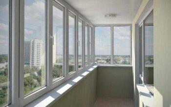 Теплое остекление балконов и лоджий в Истре