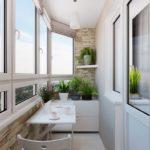 Теплое остекление балконов и лоджий в Лобне