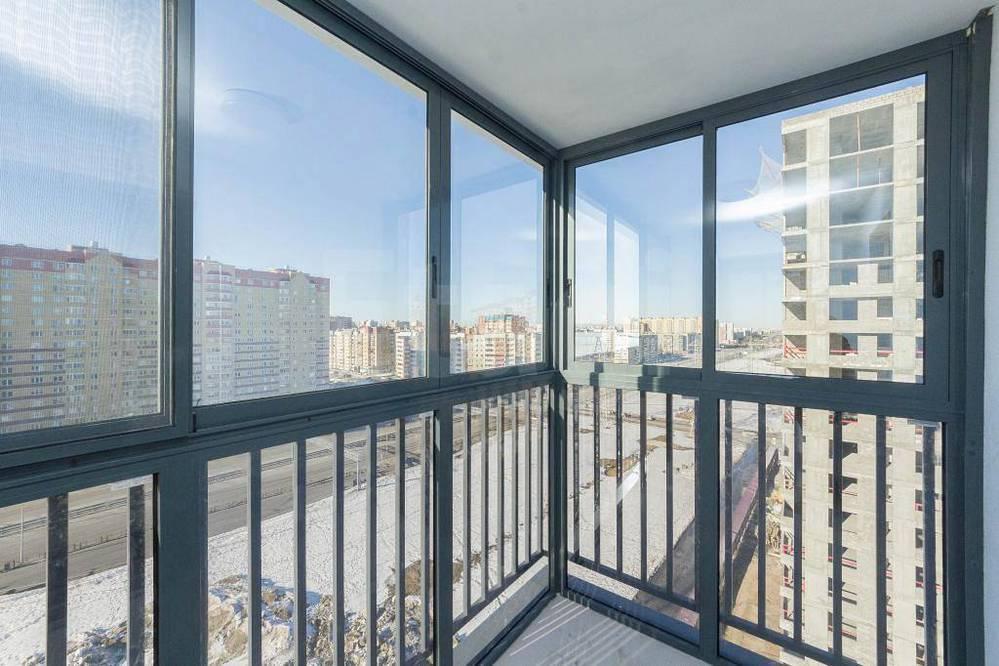 Панорамное остекление балконов и лоджий