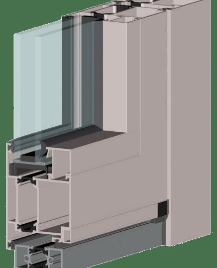 Профиль Аlutech W62