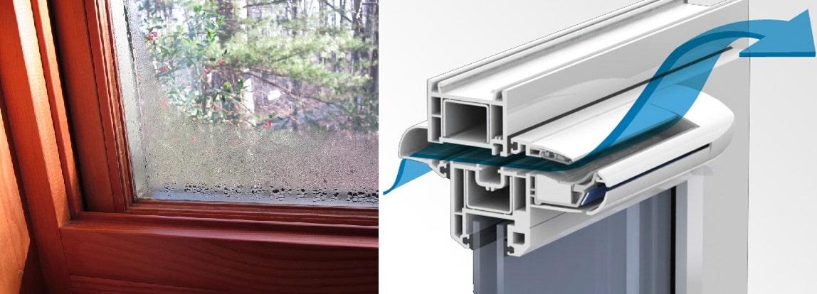 Сравнение пластиковых и деревянных окон
