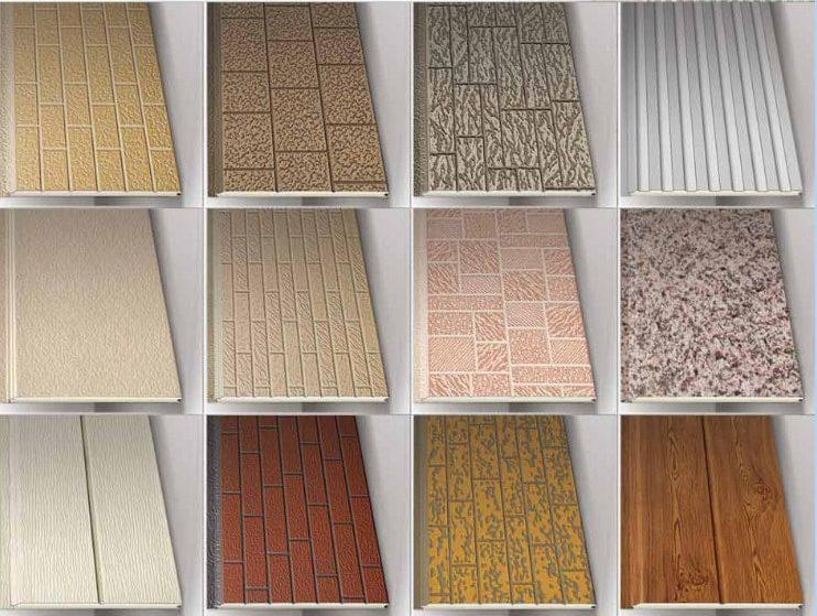 Отделочные панели для балконов