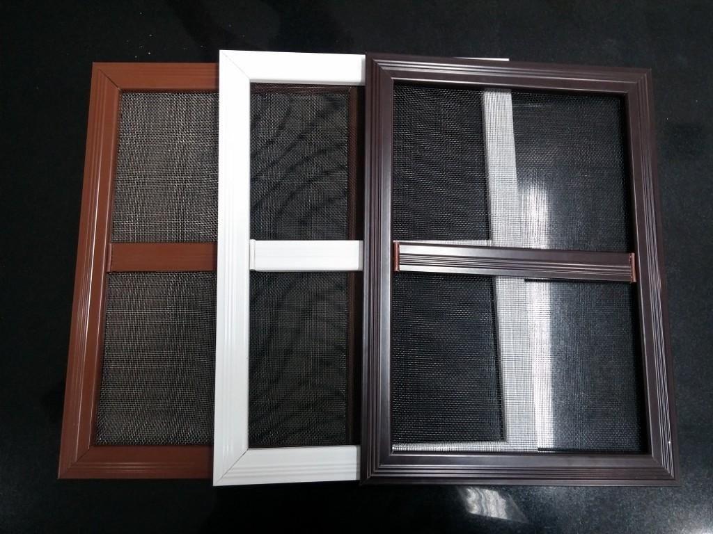 Рамочные сетки на окна