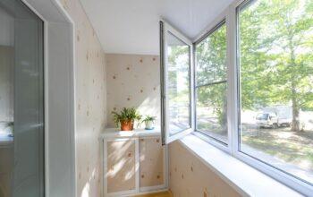 Теплое остекление балконов и лоджий в Химках