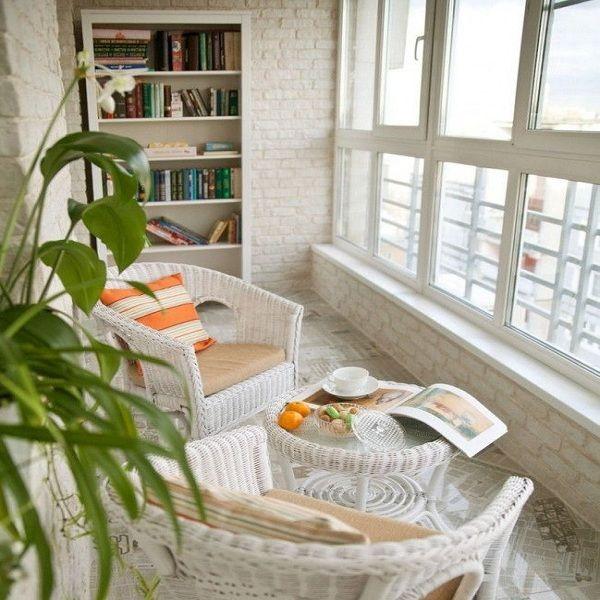 Теплое панорамное остекление балкона