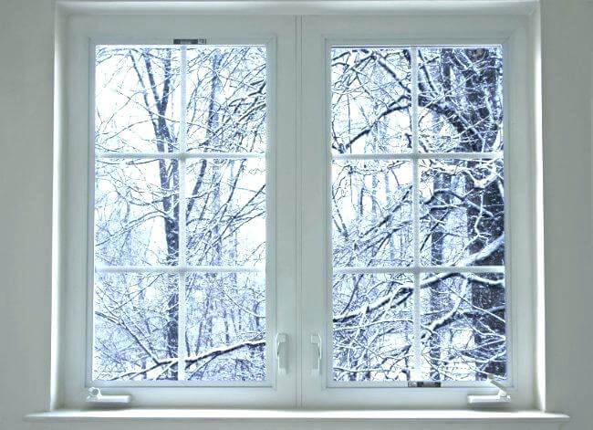 Проверка монтажа окна