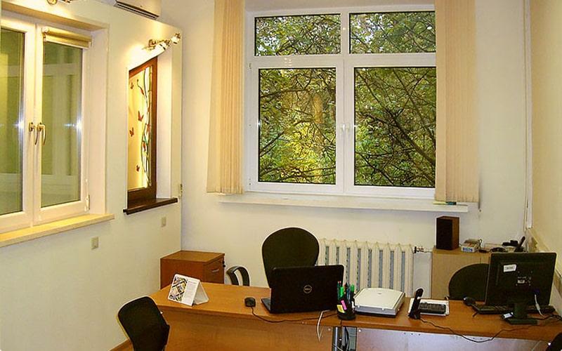 Окна для офисов Москвы