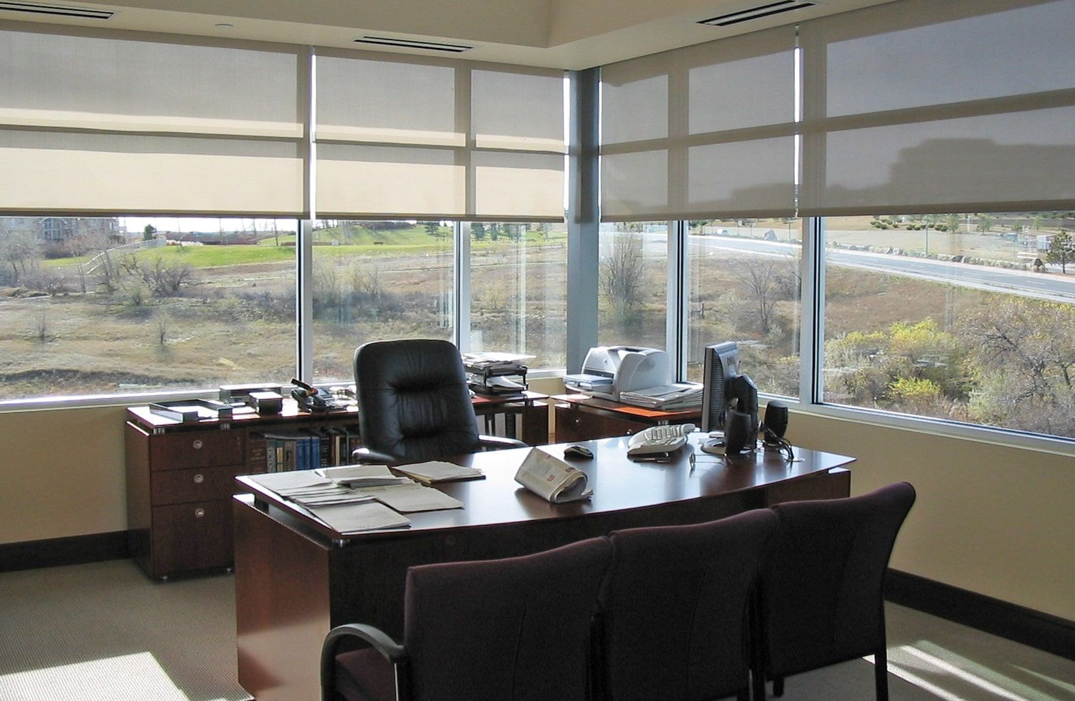 Размер окна для офиса