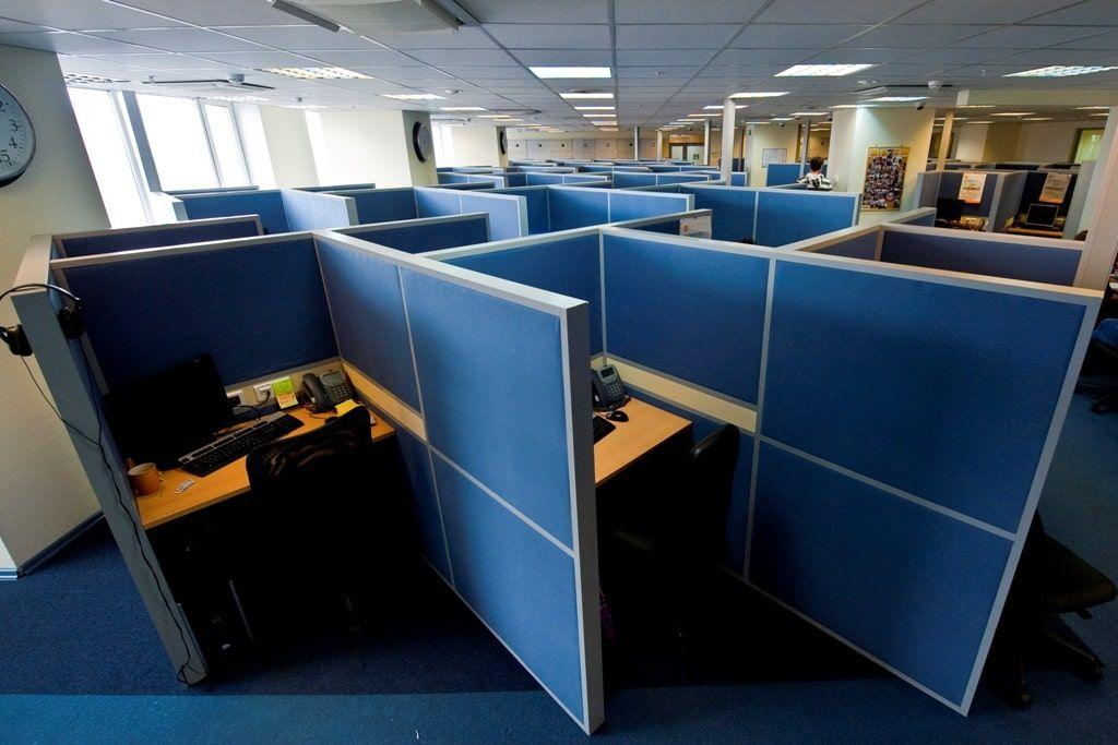 Готовые офисные мобильные перегородки