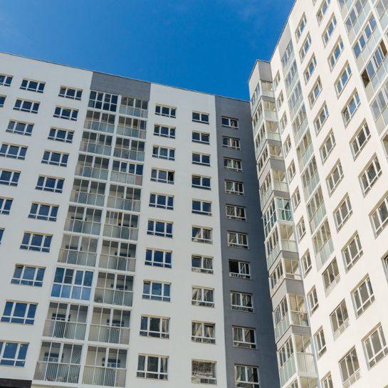 Остекление квартир под ключ