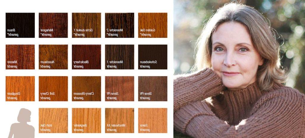 Цветной профиль Rehau WOODEC