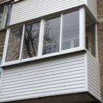 Застекленный балкон - как не правильно
