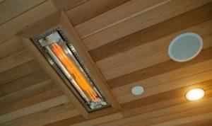 ИК-обогреватели на балкон