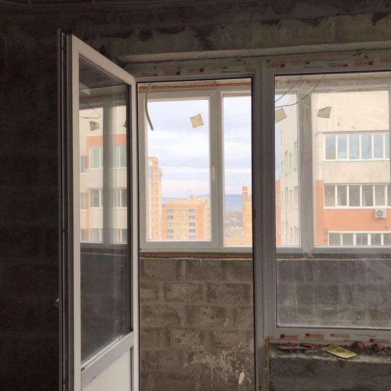Менять окна в новостройке