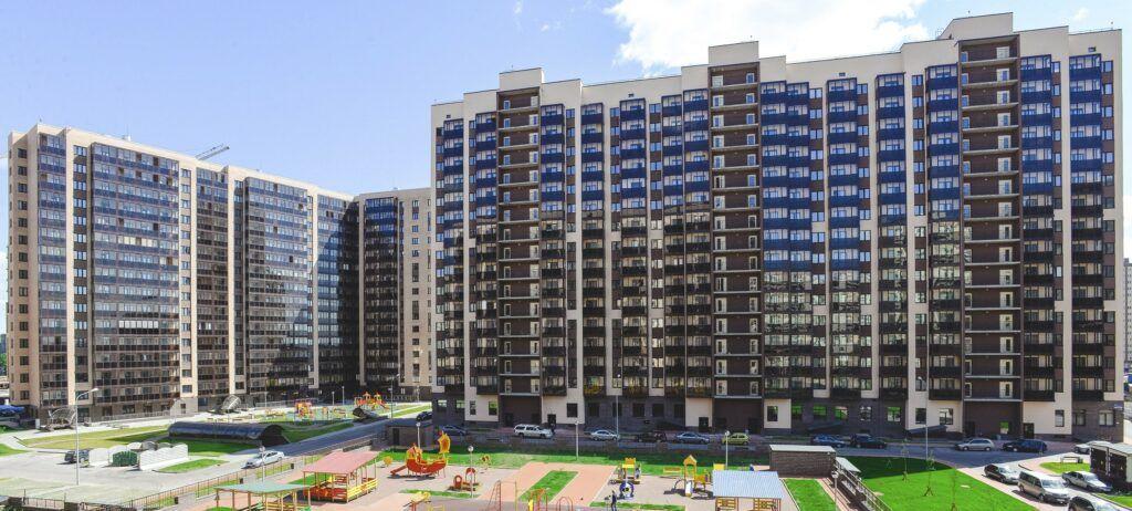 Остекление жилого комплекса «Солнечное»