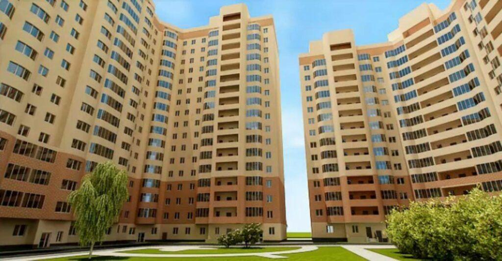 Остекление жилого комплекса Супонево