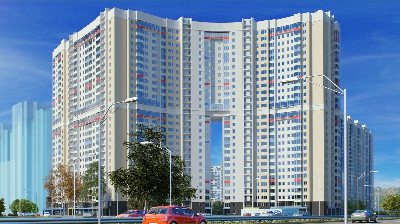 Остекление жилого комплекса Спасский мост