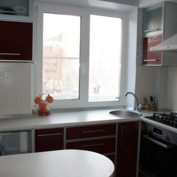 Какие окна ставятся на кухню
