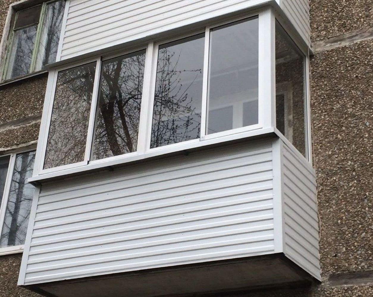 Как сэкономить на остеклении балкона в Подмосковье