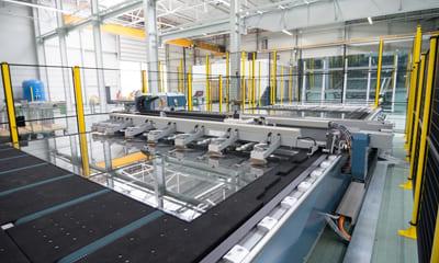 завод по производству окон
