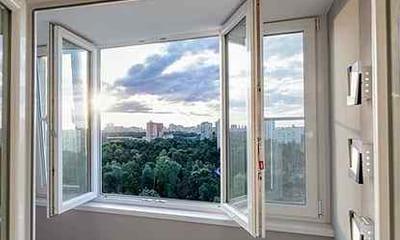 Штульповое окно в доме